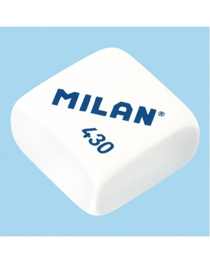 MILAN SOFT SYNTHETIC 430 ERASERS BOX OF 30