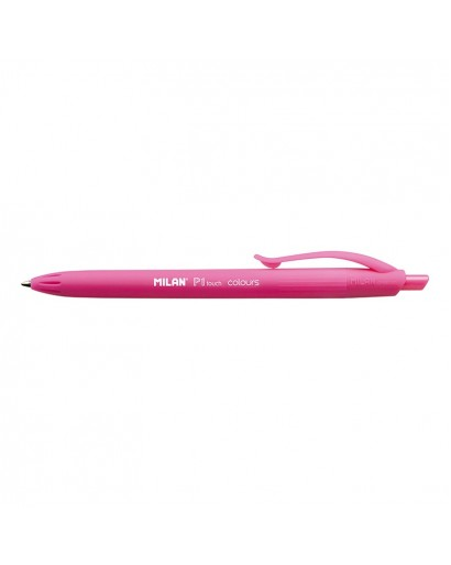 MILAN 176553212 P1 TOUCH PINK BALLPEN BOX OF 12